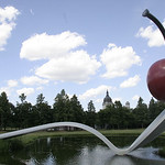 Minneapolis - Walker Art Museum : The Walker Art Museum in Minneapolis is the artistic hub of the city.