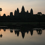Temples of Angkor Wat : Angkor Wat is a stunning site to see - especially at sunset and sunrise.  A photographic journey through Angkor Wat, Angkor Tom, and Ta Prohm.