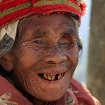 Ifugao People : The ethnic Ifugao people still live in the mountains among the rice terraces of the Northern Philippines.  They live simple lives in traditional homes and villages.  They work in the rice fields as they did for the last 2,000 years.
