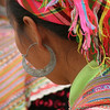 Vietnam Bac Ha Market : Near the border of China and Vietnam lies the market of Bac Ha, a local market for the various hilltribes that surround the area.  Colorful, crowded, disturbing, and full of local flavor!