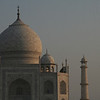 3/4 of the Taj