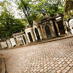 Pere Lachaise Cemetery : 